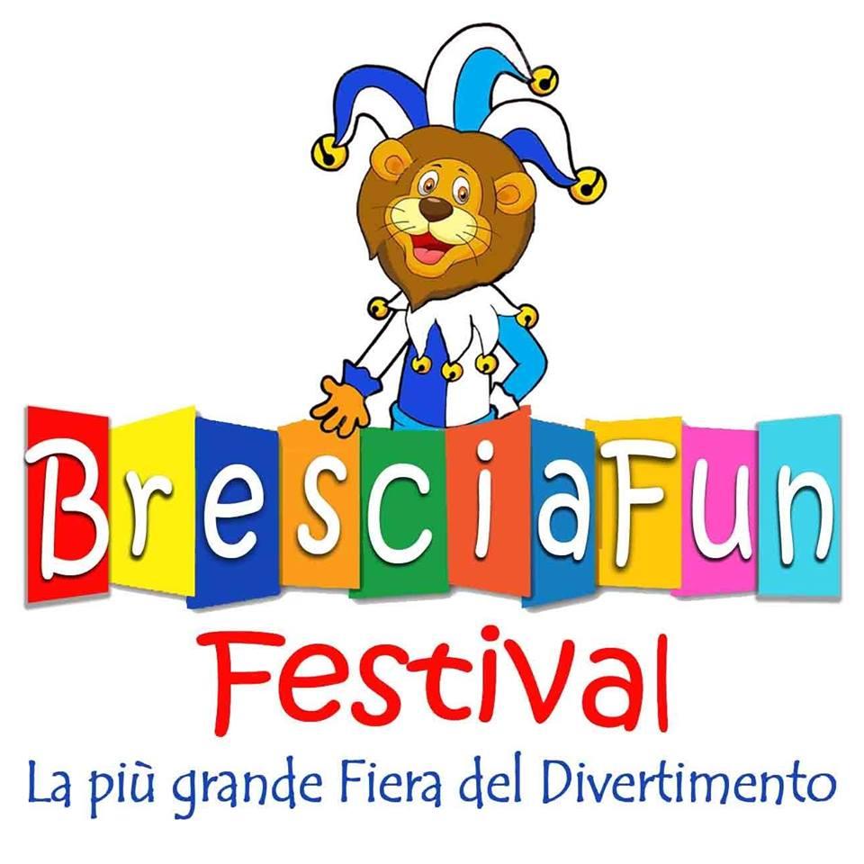 Logo Brescia Fun Festival 2017