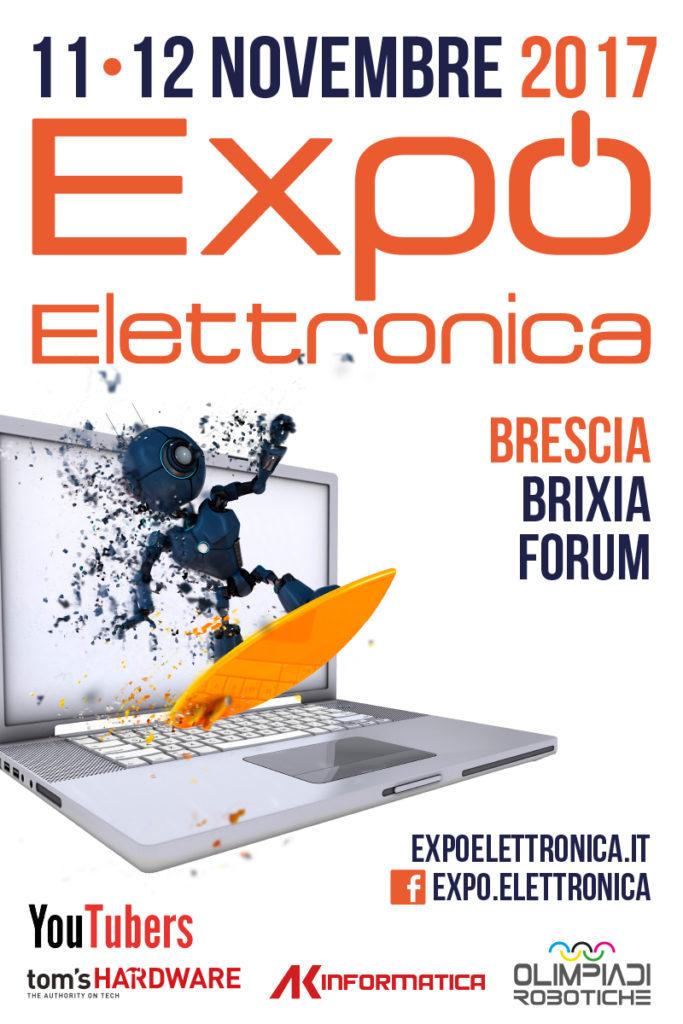 Expo Elettronica Brescia 2017