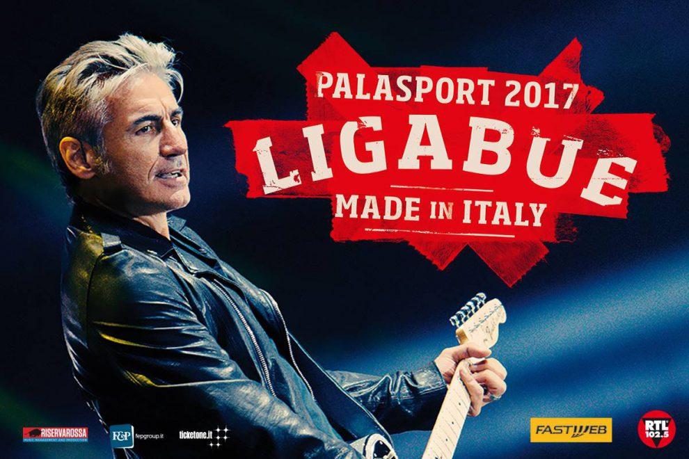 Ligabue Made In Italy PalaTour