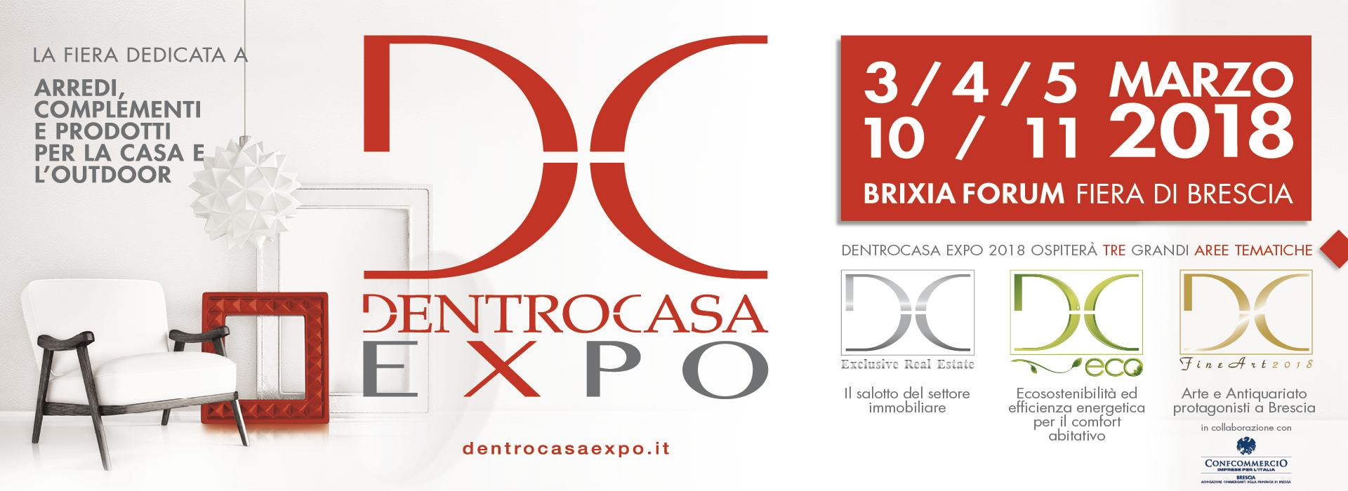 Dentrocasa Expo marzo 2018